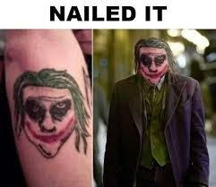 Bad Tattoo Meme - 12 best nailed it images on pinterest ha ha nailed it and funny