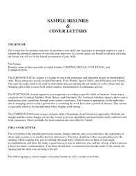 Sample Form Of Resume by 100 One Page Resume Format Resume Countermeasure Consulting