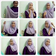 tutorial hijab segi empat paris simple tutorial hijab segi empat untuk hangout tutorial hijab paling