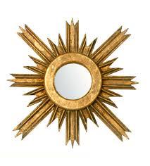 Circle Wall Mirrors Decorative Wall Mirrors Sun Shape Round Wall Mirror