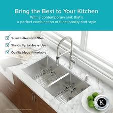Kitchen Sink 33x19 Excellent Kitchen Sink 33 19 X Basin Kitchen Sink With