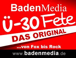 Baden Baden Postleitzahl Baden Media ü30 Fete Casino Dance Night Die Neue Welle
