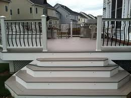 Deck With Patio by Get 20 White Deck Ideas On Pinterest Without Signing Up Diy