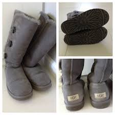 s ugg bailey boots 32 ugg boots sale ugg bailey button triplet boot in grey