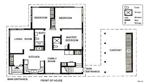 3 bedroom home plans simple 3 bedroom house plans shoise com