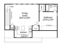 2nd floor plan carriage house plans craftsman style carriage house plan 053g