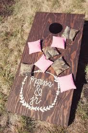 Shabby Chic Wedding Reception Ideas by Best 25 Rustic Wedding Games Ideas On Pinterest Country Wedding