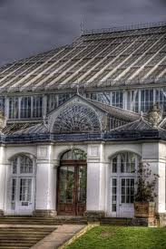 Royal Botanical Gardens Restaurant by The Orangery At Royal Botanic Gardens Kew London Now Used As A