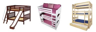 Maxtrix Bunk Bed Premium Bunk Beds With Options Our Maxtrix Bunks The Bedroom Source