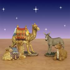 three kings real life nativity set 17 pc 14