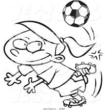 kick coloring pages