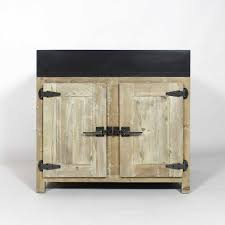 meuble de cuisine sous evier meuble sous evier bois massif best suprieur meuble sous evier