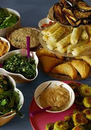 livre de cuisine libanaise mezzé libanais et végétarien clea cuisine