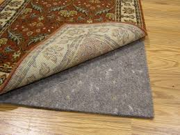 Area Rug Pad Felt Rug Pads Contemporary Custom Cut Pad Carpet Best Hardwood