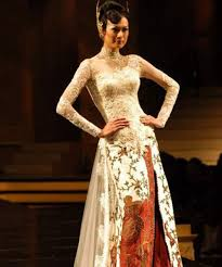 wedding dress kebaya happy day with a touch of modern wedding dress kebaya wedding dress