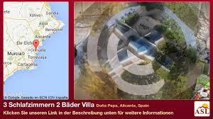 Schlafzimmerm El Ch 3 Schlafzimmern 2 Bäder Villa Zu Verkaufen In Doña Pepa Alicante