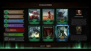 Challenge Do You Tie The End Gwent Challenges Monsters Dagon