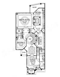 Narrow House Plans Rhodes Ranch Narrow Floor Plans Luxury Floor Plans