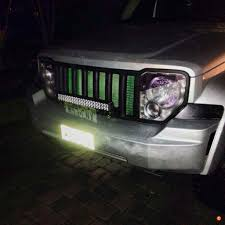 2012 jeep liberty light bar lost jeeps u2022 view topic custom grill light bar