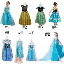 Halloween Costumes Elsa Discount Frozen Characters Halloween Costumes 2017 Frozen
