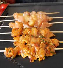 cuisiner avec la plancha brochettes à la plancha recettes by hanane