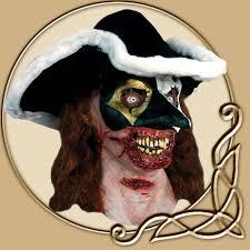 Zombie Mask Zombie Mask Carnival Zombie Thevikingstore Co Uk