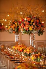 Fall Wedding Centerpieces Download Autumn Wedding Decor Wedding Corners