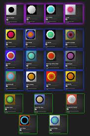 steam community guide redout colour scheme drops