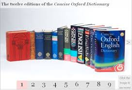 Oxford Dictionary An Interactive Guide To The Concise Oxford Dictionary