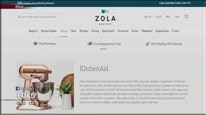 registry wedding website ny based zola wedding website gift registry in one story wnyw