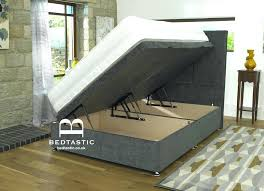 Ottoman Beds Reviews Storage Ottoman Bed Attractive Storage Ottoman Bed With