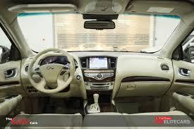 infiniti minivan infiniti qx 60 low mileage arabian automobiles warranty the