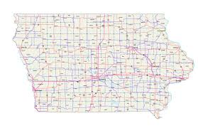 California Zip Code Map by Iowa Maps Iowa Map Iowa Road Map Iowa State Map