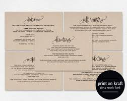 enclosure cards enclosure cards reception card directions card gift