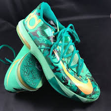 kd 6 easter 92 nike other nike kd 6 easter green mens 9 5 43 eur from