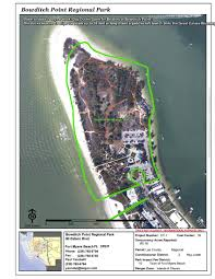 Map Of Estero Florida by Bowditch Point Park In Fort Myers Beach Florida Parks