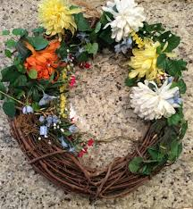 Tulip Wreath Pinterest Project Spring Tulip Wreath Diy From The Family With Love