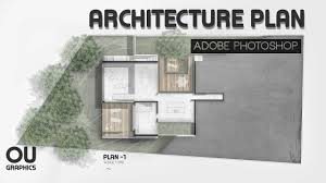 Adobe Floor Plans by Easy Architecture Plan In Adobe Photoshop Youtube