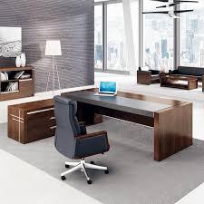 Hot Sale Luxury Executive Office Desk Wooden Office Desk On - Luxury office furniture