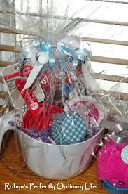 christmas gift basket ideas diy for expecting mom food 8903