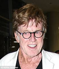 how does robert redford keep such a lustrous head of hair daily