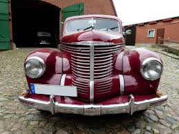 opel kapitan 1949 opel kapitan information and photos momentcar