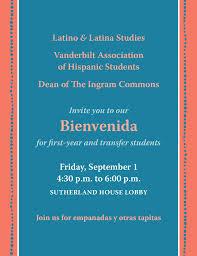 2017 2018 events latino and latina studies vanderbilt university