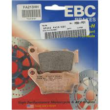 ebc hh sintered rear brake pads for street triple r 675 13 17