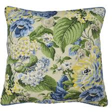 floral flourish reversible quilt set by waverly