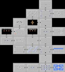 the legend of zelda dungeon maps