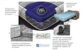 air coil mattress glastop inc
