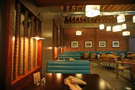 decorations decorating cool restaurant design with modern
