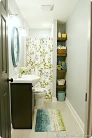 Storage Bathroom Ideas Colors Best 25 Small Basement Bathroom Ideas On Pinterest Basement