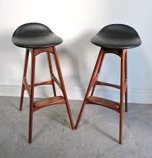 danish bar stools danish modern bar stool teak barls mid century vintage hansen pretty